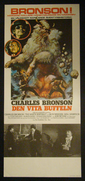 THE WHITE BUFFALO (CHARLES BRONSON )