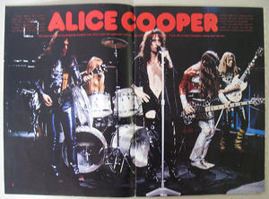 TIFFANY - Nr 3 1974 - Alice Cooper, Sweet