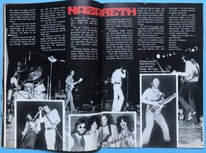 TIFFANY - Nr 4 1974 - ABBA-omslag
