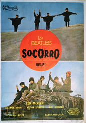 BEATLES - Socorro - Help! (1965)