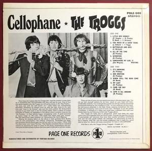 TROGGS - Cellophane UK-orig LP 1967