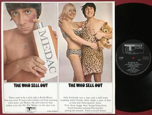 WHO - Sell out UK-orig Stereo LP 1967
