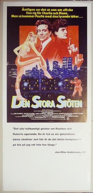 DEN STORA STÖTEN (1984)