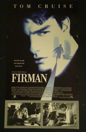 FIRM (TOM CRUISE)