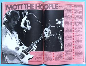TIFFANY - Nr 9 1974 - SWEET / Mick omslag + SLADE-affisch!