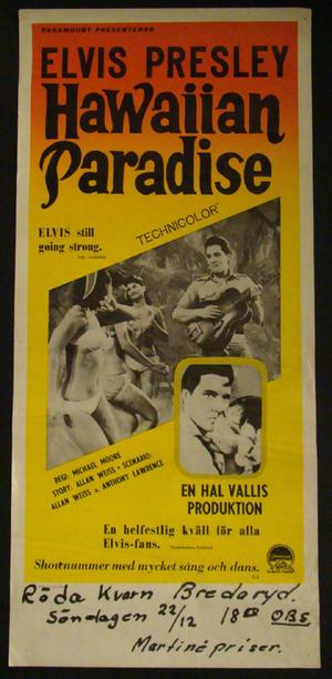 Elvis (Hawiian Paradise)