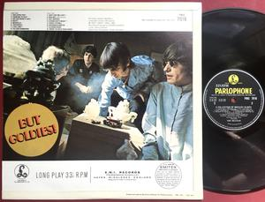 BEATLES - A collection of oldies UK-orig MONO LP 1966
