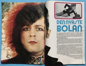 TIFFANY - Nr 4 1975 ABBA / Agnetha omslag