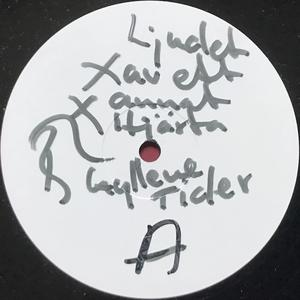 """GYLLENE TIDER - Ljudet av ett annat hjärta Swe-orig TESTPRESS 12"""" maxi 1981"""