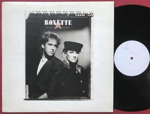 ROXETTE - Pearls of passion Swe-orig TESTPRESS LP 1986