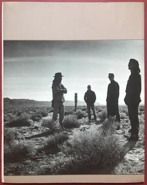 U2 - The Joshua tree Swe-orig PROMO-pack LP 1987