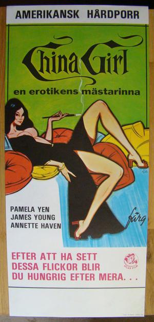 China Girl - en erotikens mästarinna (1975)
