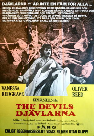 THE DEVILS (1972)