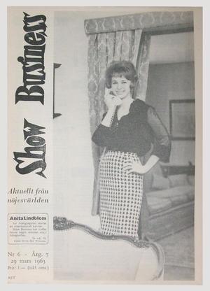 SHOW BUSINESS - 1963 nr 6