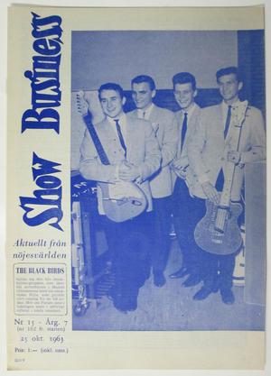SHOW BUSINESS - 1963 nr 15