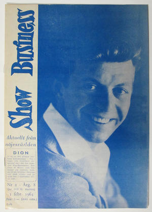 SHOW BUSINESS - 1964 nr 2
