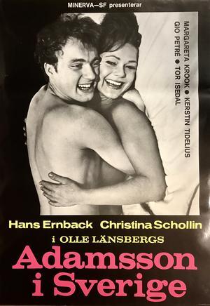 ADAMSSON I SVERIGE (1966)