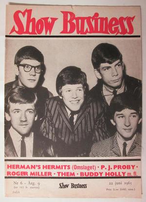 SHOW BUSINESS - 1965 nr 6
