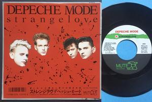 DEPECHE MODE - Strange love Japan PS 1987