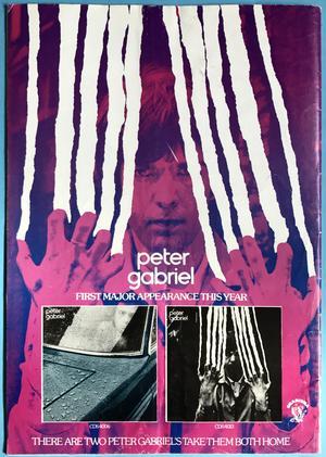 ZAPPA Peter Gabriel BOOMTOWN Rockpile TUBES - Knebworth concert program 1978