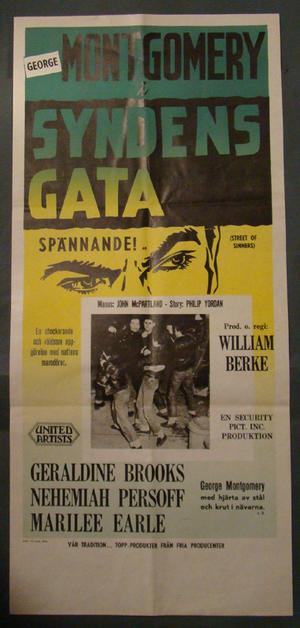 SYNDENS GATA (GERALDINE BROOKS, MARILEE EARLE)