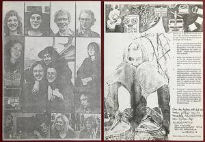 KJELL HÖGLUND - Blomstertid - Swedish PRIVATE progr LP 1970