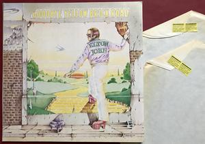 ELTON JOHN - Goodbye Yellow Brick Road UK STILL SEALED(!) 2LP 1974