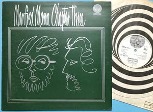 MANFRED MANN - Chapter three UK-orig Vertigo LP 1969