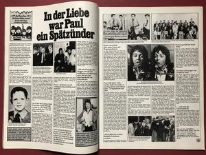 POP - Nr 4 1976 med BEATLES-AFFISCH!
