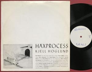 KJELL HÖGLUND - Häxprocess Svensk privatpressad PROGG LP 1973