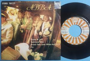 ABBA - SOS + 3 EP THAILAND 1976!