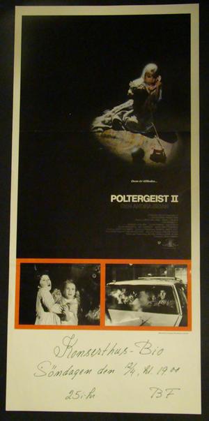 POLTERGEIST II (1986)
