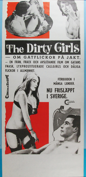 DIRTY GIRLS (1964)