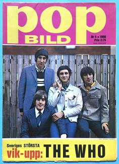 The WHO - POPBILD no 4 1966