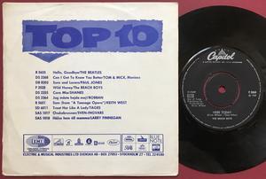 BEACH BOYS - Darlin´ Swe PS 1968