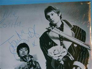 MANFRED MANN - Signed autographed 1960´s LARGE PHOTO Klaus Vormann