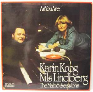 Autograf: Karin Krog - As You Are / LP