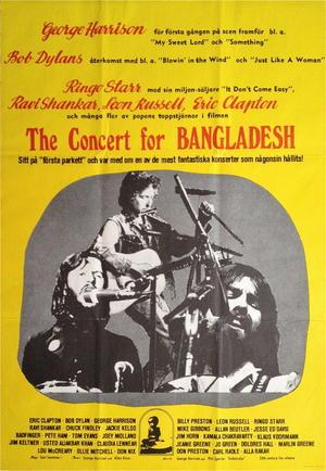 CONCERT FOR BANGLADESH (1972)