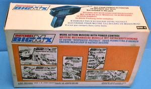 MATCHBOX Big MX - Coal hopper & Tipper truck 1972 i KARTONG
