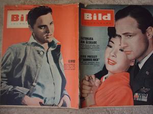 Bildjournalen nr 8 1958 Elvis
