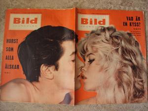 Bildjournalen no 23 1958 Brigitte Bardot