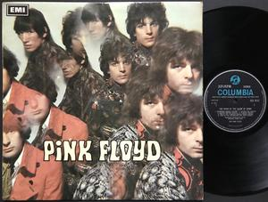PINK FLOYD - The piper at the gates of dawn UK-orig stereo LP 1967