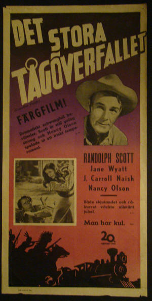 CANADIAN PACIFIC (RANDOLPH SCOTT, JANE WYATT)
