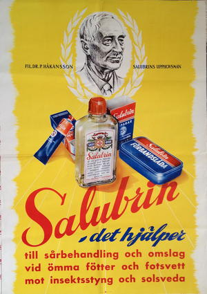 SALUBRIN - det hjälper