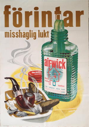 AIRWICK - förintar misshaglig lukt