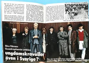 OKEJ - No 3/4 1980 Blondie omslag