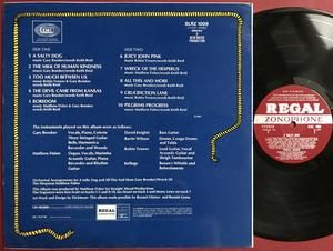 PROCOL HARUM - A salty dog UK-orig LP 1969