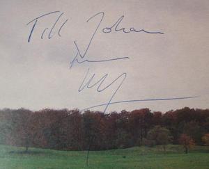 ULF LUNDELL - 12 sånger - signerad LP 1984