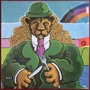 SAVOY BROWN - Lion´s share OÖPPNAD(!) UK-orig LP 1973