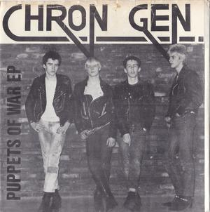 Chron Gen- Puppets of war EP